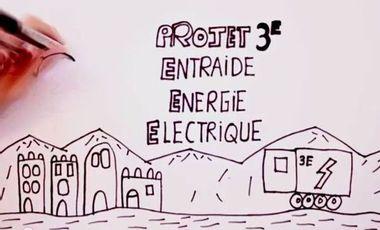 Visuel du projet Apporter l'électricité à des familles marocaines dans le village d'Ouriz