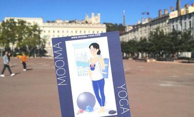 Visueel van project Mooma Yoga : Pratiquez au féminin à Lyon !