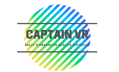 Visuel du projet Captain VR (Salle d'arcade en Réalité Virtuelle)