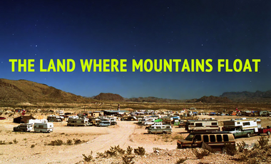 Project visual THE LAND WHERE MOUNTAINS FLOAT