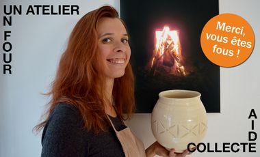 Project visual Les céramiques de Lucile Bolot