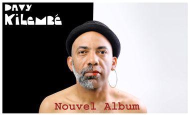 Visuel du projet Davy KILEMBE nouvel album