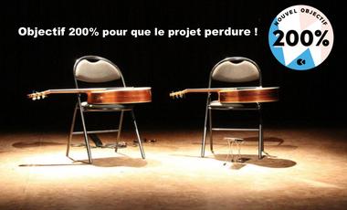 Visueel van project 16ème Festival International de Guitare de Paris