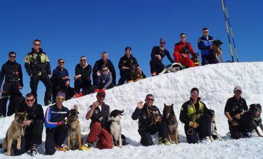 Visuel du projet Association des maîtres de chiens d'avalanche de l'Isère