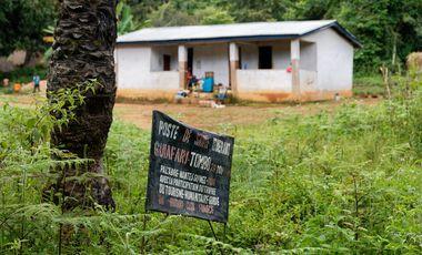 Visuel du projet De l'électricité solaire au poste de santé de Tombo