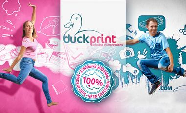 Project visual DUCK PRINT créateur d'impression