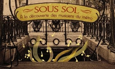 Visueel van project SOUS SOL - A la découverte des musiciens du métro