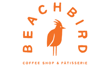 Project visual BEACHBIRD - the new Californian coffee shop in Aix en Provence