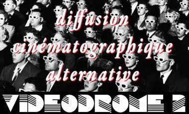Visueel van project Diffusion Cinématographique Alternative