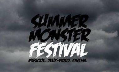 Project visual Summer Monster Festival
