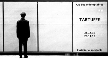 Project visual TARTUFFE - Compagnie Les Indomptables