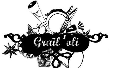 Project visual Grail'Òli: le disque