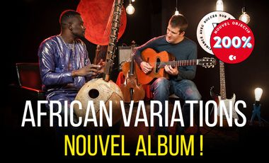 Project visual African Variations - Nouvel Album