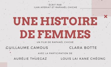Visueel van project Une histoire de femmes