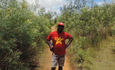 Visueel van project Aidez Keith à devenir Guide National à MADAGASCAR