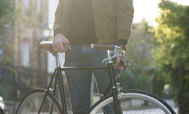 Project visual Panache - Café & Vélo à Paris
