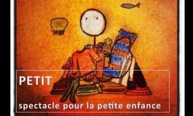 Visuel du projet PETIT spectacle pour la petite enfance
