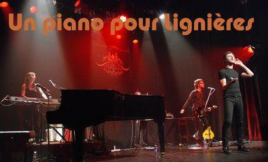 Visueel van project Un piano pour Lignières