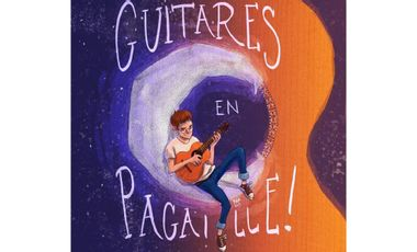 Visueel van project Guitares en Pagaille !