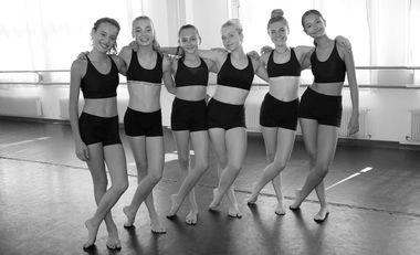 Visueel van project stage de danse à La Réunion pour 6 jeunes filles