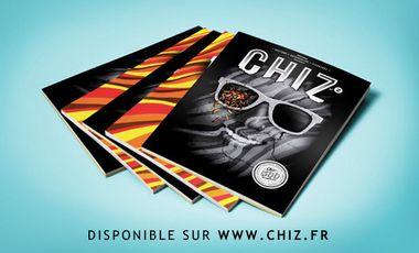 Visueel van project CHIZ MAGAZINE N°2