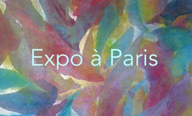 Project visual Exhibition in Paris - Marie Delabos