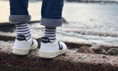Visueel van project Estampille - Une marque de chaussettes qui diminue notre empreinte écologique