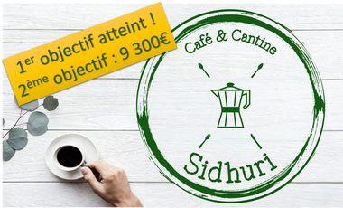 Project visual Sidhuri Café & Cantine | Lieu hybride