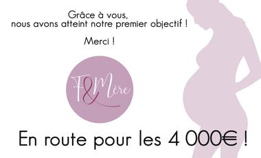 Visueel van project F&Mère - Location de vêtements de grossesse