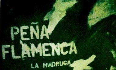 Project visual Peña flamenca La Madruga, un café cantante unique