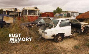 Project visual RUST MEMORY