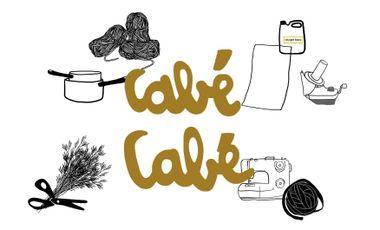 Project visual CabéCabé : des tapis & coussins en matières éco-responsables !