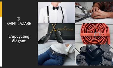 Visueel van project SAINT LAZARE, accessoires et bijoux upcyclés, élégants et durables