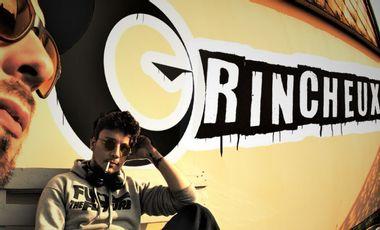 Project visual Mr. Grincheux sort un ALBUM!