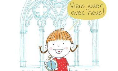 Visueel van project Une sacoche découverte pour visiter les abbayes de Normandie en famille