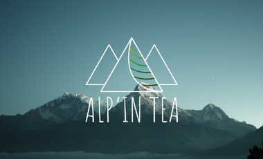 Project visual ALP'IN TEA - Thés et infusions en vrac sur internet
