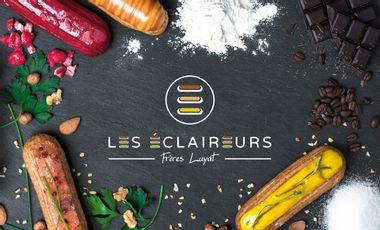 Project visual LES ECLAIREURS : Objectif 1ère boutique à Lyon Terreaux !