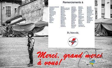 """Visuel du projet """"Un camp de France"""", de Michel Simon Pelletier"""