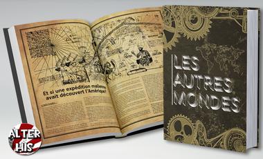 Project visual Histoire et Uchronies : Les autres mondes d'AlterHis