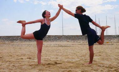 Project visual Yogikigai, voyage initiatique et formateur pour transmettre l'art du yoga