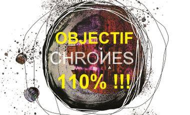 Project visual Premier album de CHRONES
