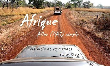 Visueel van project Afrique : Aller (pas) simple