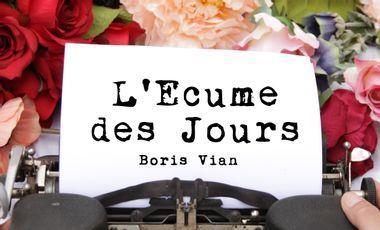 Visueel van project L'Écume des Jours de Boris Vian, par Les Joues Rouges