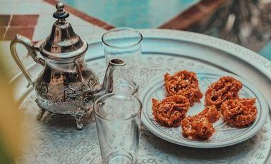 Visueel van project L'Orée de l'Atlas - Pâtisseries marocaines gourmandes et BIO
