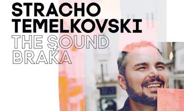 Visueel van project Stracho Temelkovski : 1er album The Sound Braka