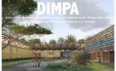 Project visual Dimpa - A school for deaf children