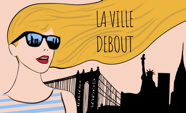 Visuel du projet Podcast La Ville Debout