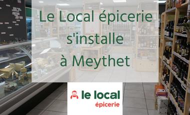 Visueel van project Un second magasin pour Le Local épicerie à Meythet