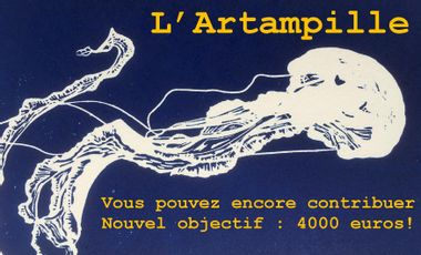 Project visual L'Artampille - Atelier de gravure et image imprimée à Pélussin