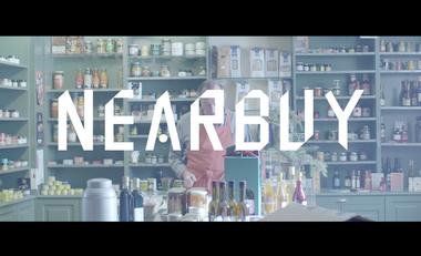 Visueel van project Nearbuy
